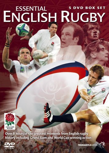 The Essential English Rugby Collection [DVD]