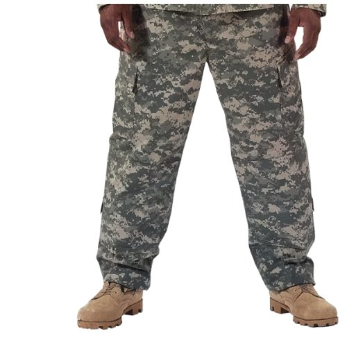 ACU Digital Camouflage Pants