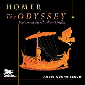 The Odyssey | [ Homer, A. T. Murray (translator)]