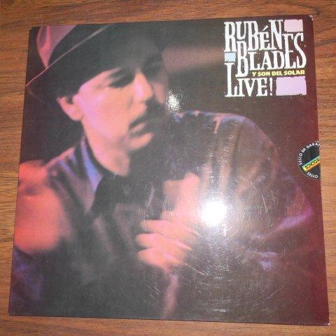 Ruben Blades - En Vivo! - Zortam Music
