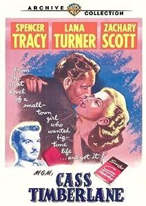 Cass Timberlane - Spencer Tracy, Lana Turner, Zachary Scott <DVD-R> <Strong> (1947)