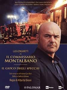 Il commissario montalbano il gioco degli specchi acquista in dvd e blu ray - Montalbano il gioco degli specchi ...