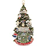 2015 Official White House Christmas Ornament - Calvin Coolidge