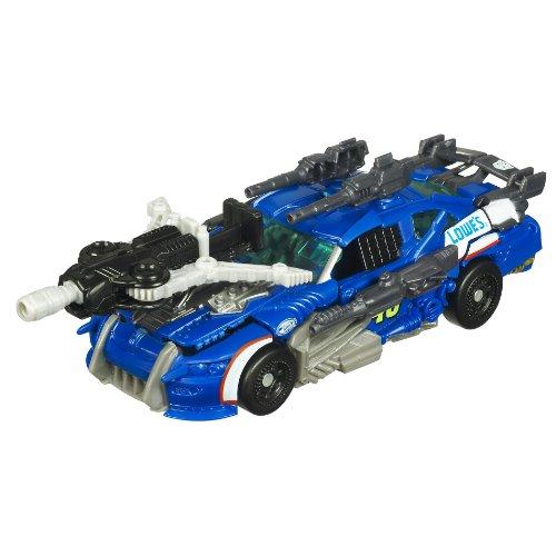 Transformers 3 Face Cachée de la Lune - Autobot Topspin - Mechtech - Deluxe - Level 2