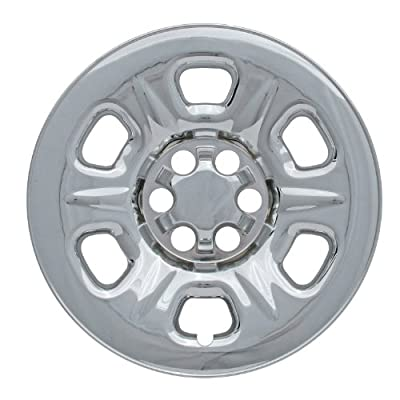 "Bully Imposter IMP-71X, Nissan, 15"" Chrome Replica Wheel Cover, (Set of 4)"