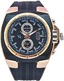 Frenzy mart V6 Super Speed V6-Golden Analog Watch - For Men, Boys