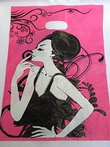 45-sacs-par-paquet-qualite-mode-animal-leopard-cercles-fleurs-a-pois-imprime-25cmx25cm-sacs-plastiqu