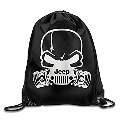 Gas Mask Model: NEWTHREE Jeep Skull Gas Mask Hardcore Piston Drawstring Backpack from NEWTHREE :: Gas Mask Bag :: Army Gas Masks :: Best Gas Mask