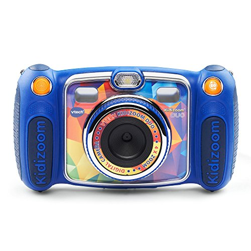 VTech Kidizoom DUO Camera - Blue - Online Exclusive (Kids Cameras Digital compare prices)