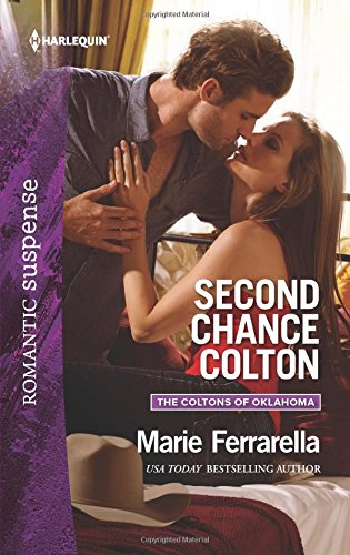Second Chance Colton (The Coltons of Oklahoma)