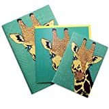 Giraffe Potrait: Rose Hill Stationary multi buy