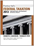 img - for Prentice Hall's Federal Taxation 2013 Corporations, Partnerships, Estates & Trusts (26th Edition) book / textbook / text book