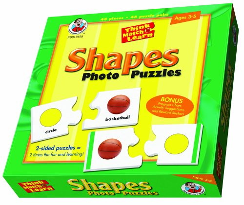 Shapes Photo Jigsaw Puzzle