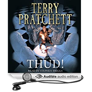 Thud!: Discworld, Book 30 (Unabridged)