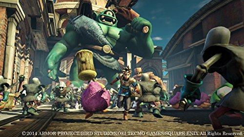 ドラゴンクエストヒーローズ 闇竜と世界樹の城 ゲーム画面スクリーンショット5