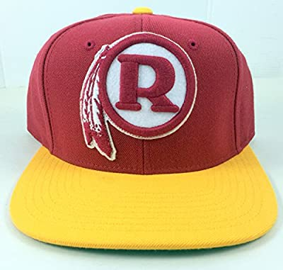Washington Redskins Vintage Classic Retro Snapback NFL Hat