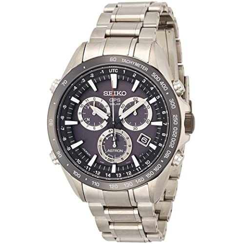 [セイコー]SEIKO 腕時計 ASTRON アストロン ソーラーGPS衛星電波修正 サファイアガラス  スーパークリア コーティング  日常生活用強化防水(10気圧) SBXB011 メンズ