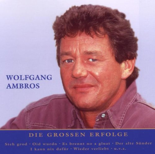 Ringtone: Send Wolfgang Ambros Ringtones to your Cell Phone! (ad) - 51oLhNYu7kL