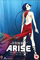 Ghost in the Shell Arise: Borders Parts 3 and 4