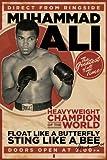 1art1 56669 Poster Muhammad Ali Je Vole comme le Papillon et Pique comme l'Abeille 91 x 61 cm