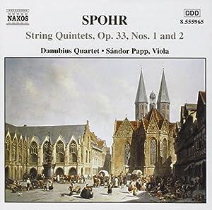 Streichquintette Op. 33