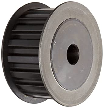 Martin DF-1 Type Timing Pulley, Plain Bore, Double Flange