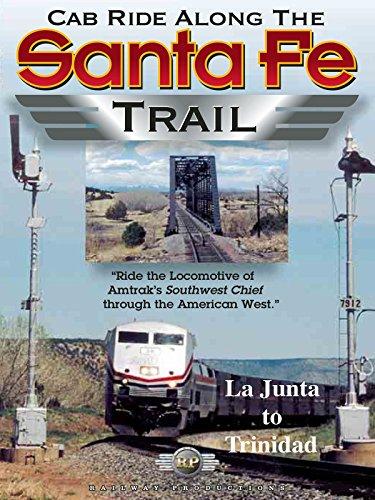 Cab Ride Along the Santa Fe Trail-La Junta to Trinidad