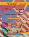 img - for Word Strands: Level 1 book / textbook / text book