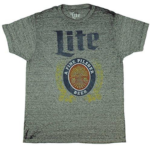 miller-lite-a-fine-pilsner-beer-vintage-licensed-heather-adult-t-shirt-x-large