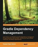 Gradle Dependency Management Front Cover