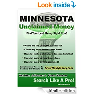 You May Have To Read This Unclaimed Money Minnesota Search