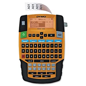 DYMO Rhino 4200 Industrial Labeling Tool QWERTY Keyboard (1801611)