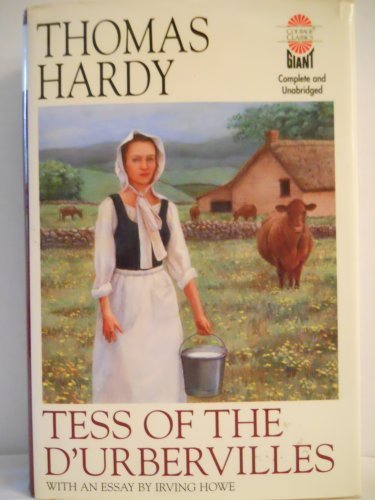 an analysis of tess of the d urbervilles by thomas hardy The paperback of the tess of the d'urbervilles by thomas hardy at in hardy's hands, tess and the landscape seem descriptions and in-depth analysis of.