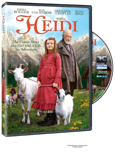 Cover art for  Heidi