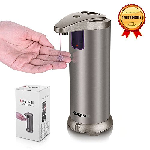 opernee-automatic-touchless-stainless-steel-auto-soap-dispenser-with-waterproof-base