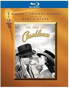 Casablanca [Blu-ray] (Bilingual) [Import]