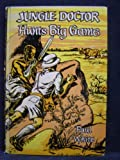 Jungle Doctor Hunts Big Game (0853640653) by White, Paul