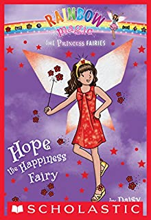 Book Cover: Princess Fairies #1: Hope the Happiness Fairy