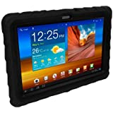 Gumdrop Cases Drop Tech Series Case for 10.1-Inch Samsung Galaxy Tab 2, Black (DT-SAMTAB2-BLK-BLK)