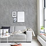 Cement Concrete Wallpaper - 2 ft x 9 ft - Single - by Simple Shapes ®