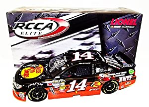 AUTOGRAPHED 2013 Tony Stewart #14 Bass Pro WILD TURKEY FEDERATION Lionel 1 24 RCCA... by Trackside Autographs