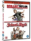 Drillbit Taylor/School Of Rock [DVD]