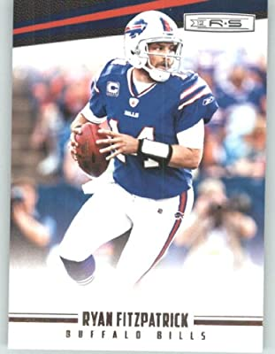 2012 Panini Rookies and Stars Football Card #16 Ryan Fitzpatrick - Buffalo Bills (NFL Trading Card)