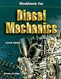 img - for Diesel Mechanics, Workbook by Erich Schulz (1998-08-19) book / textbook / text book