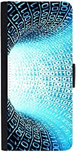 Snoogg Power Of Numbersdesigner Protective Flip Case Cover For Samsung Galaxy...