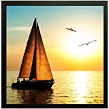 Printelligent Exclusive Framed Wall Art Paintings For Living Room And Bedroom. Frame Size (12 Inch X 12 Inch,...
