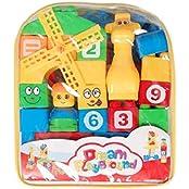 35pcs. Building Blocks For Kids(Multicolor)