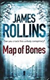 James Rollins Map of Bones (SIGMA FORCE)