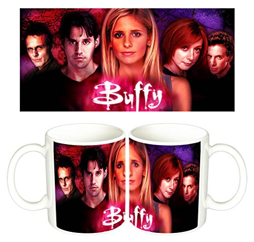 Buffy Cazavampiros Buffy The Vampire Slayer C Tazza Mug