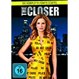 "The Closer - Die komplette f�nfte Staffel [4 DVDs]von ""Kyra Sedgwick"""